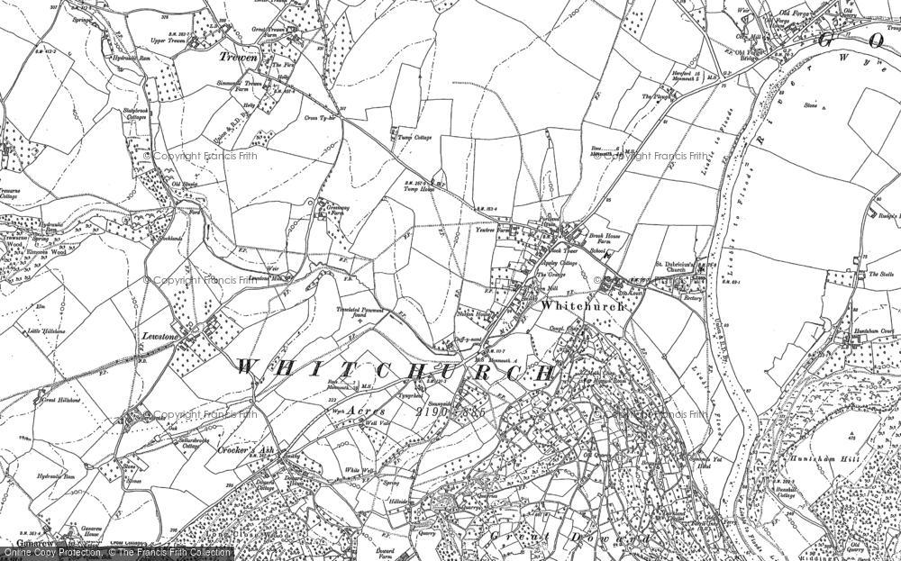 Whitchurch, 1887
