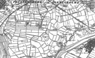 Old Map of White Lund, 1910 - 1911
