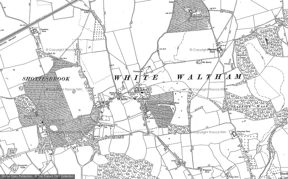 White Waltham, 1910