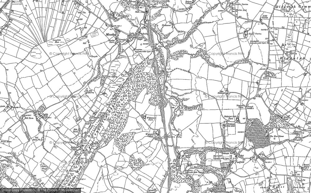 Whitemoor, 1878 - 1897