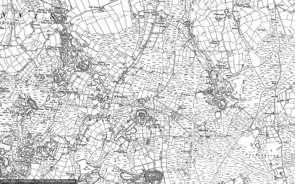 Whitemoor, 1879 - 1881
