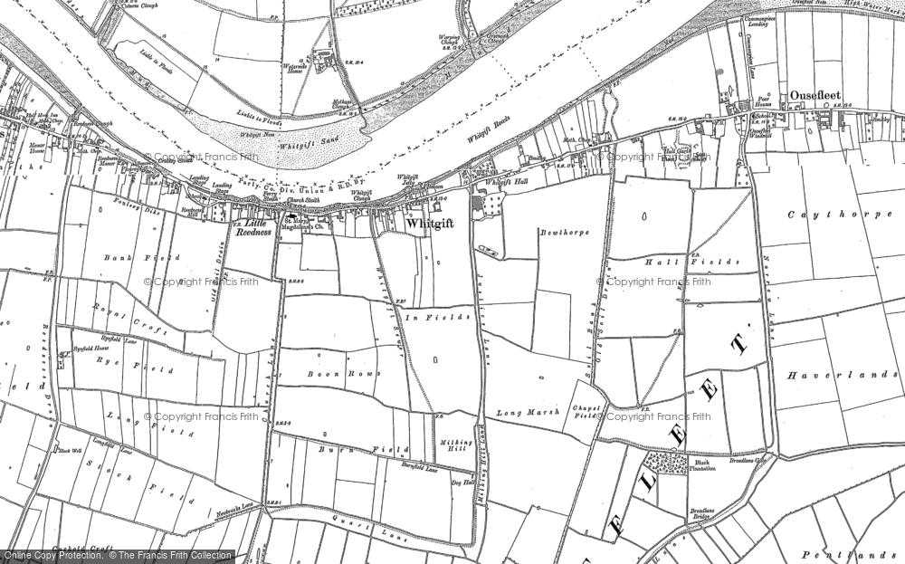 Whitgift, 1888 - 1904