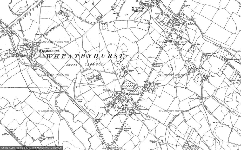 Whitminster, 1880 - 1882