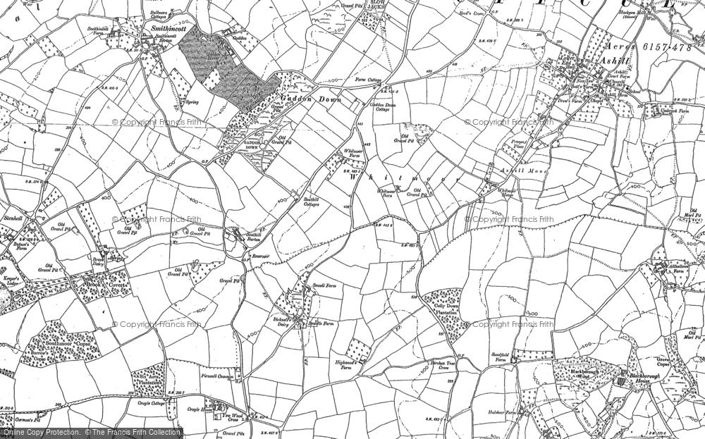 Whitmoor, 1887