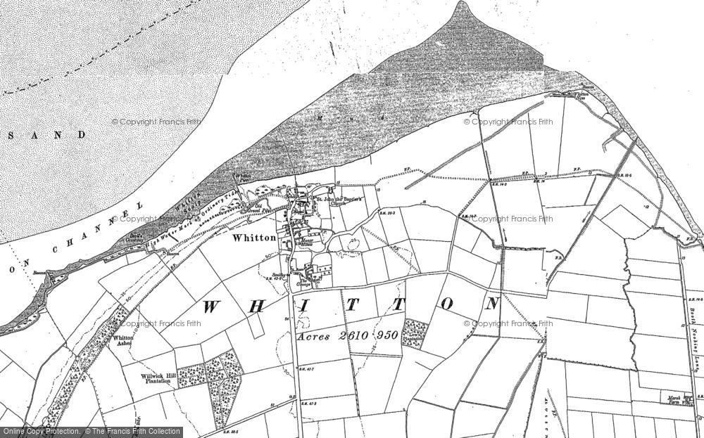 Whitton, 1886 - 1906