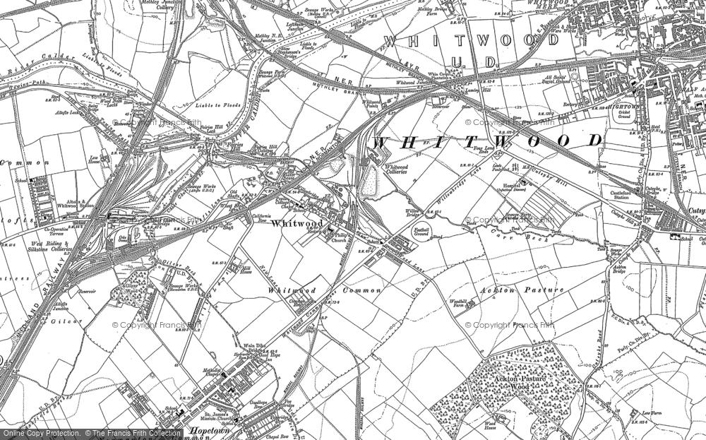 Whitwood, 1890