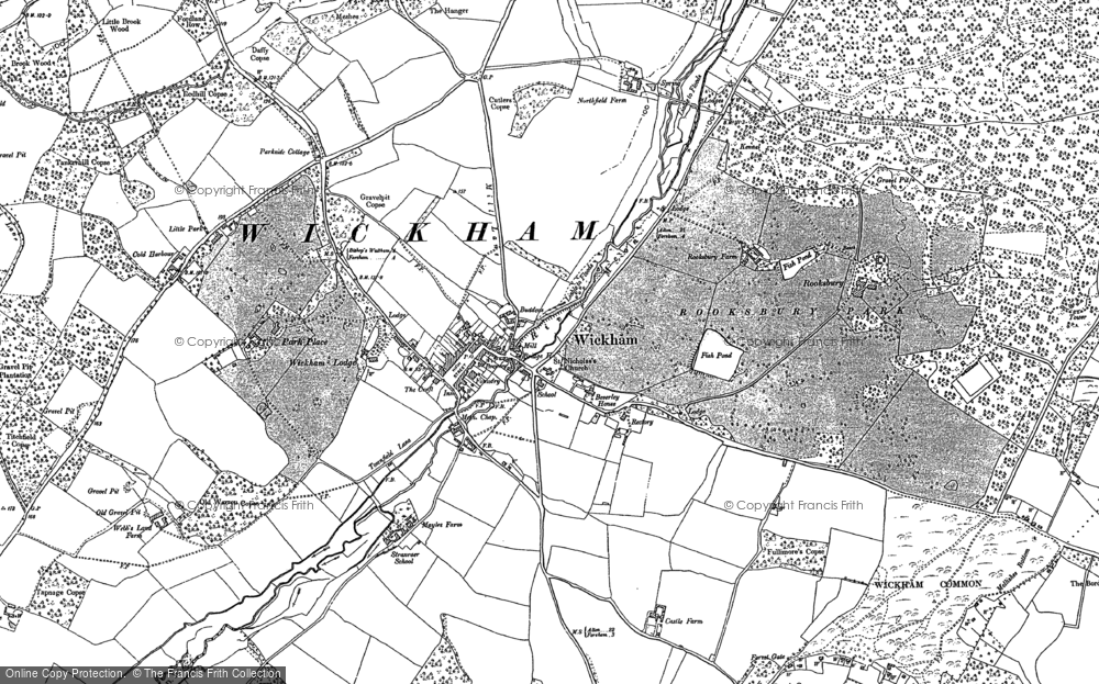 Wickham, 1895