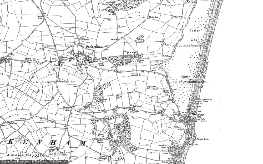 Widewell, 1905