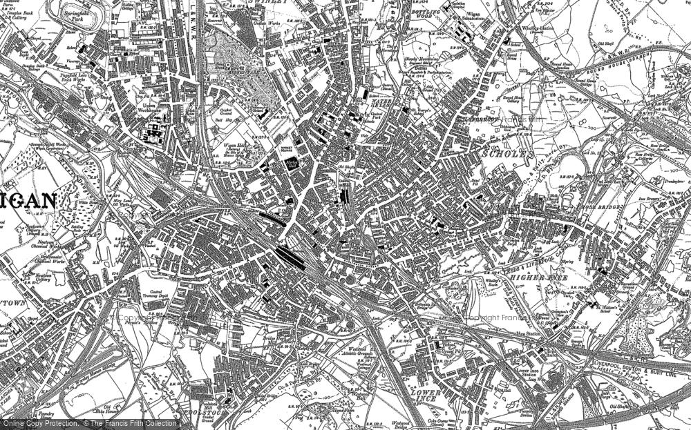 Wigan, 1892