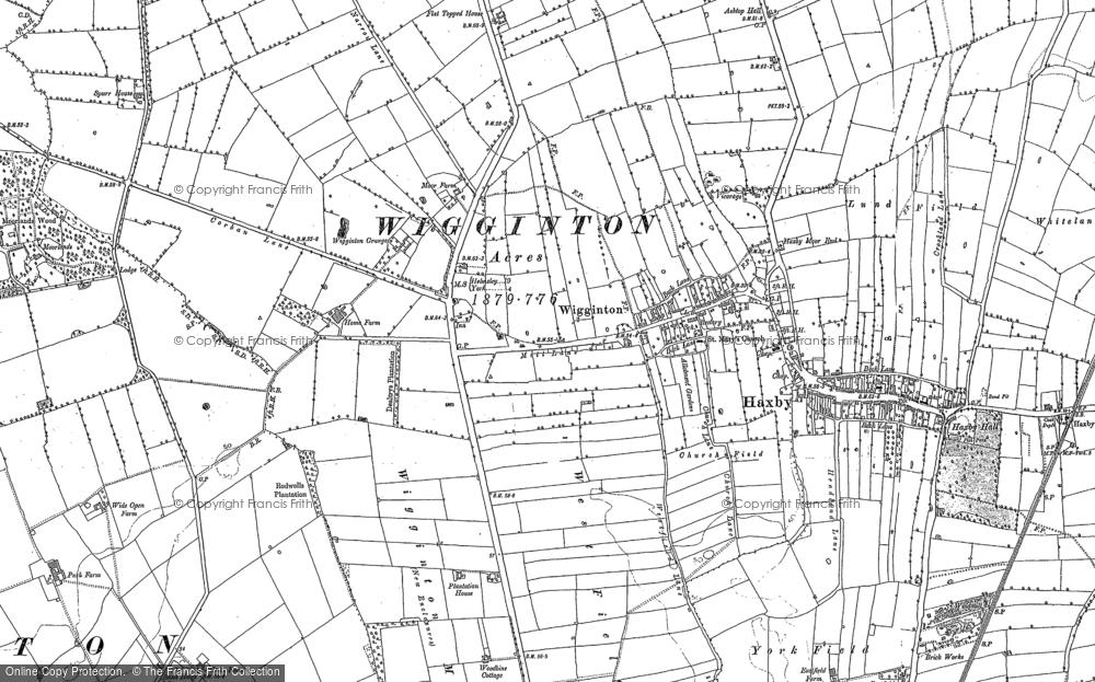 Wigginton, 1891