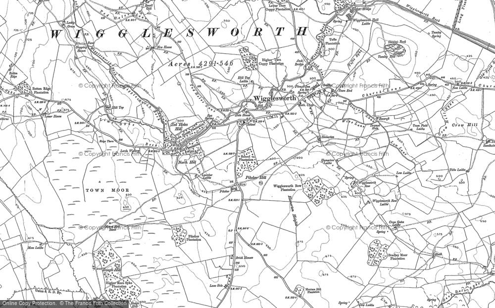 Wigglesworth, 1907