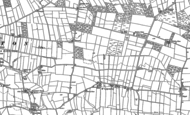 Old Map of Wiggonby, 1890