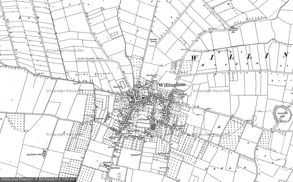 Willingham, 1887 - 1901