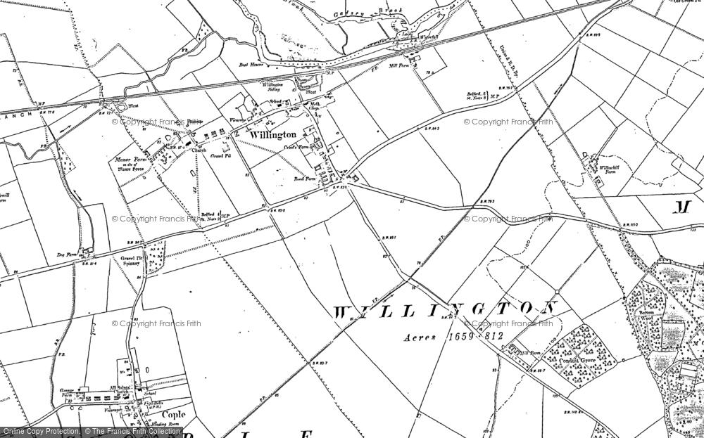 Willington, 1882