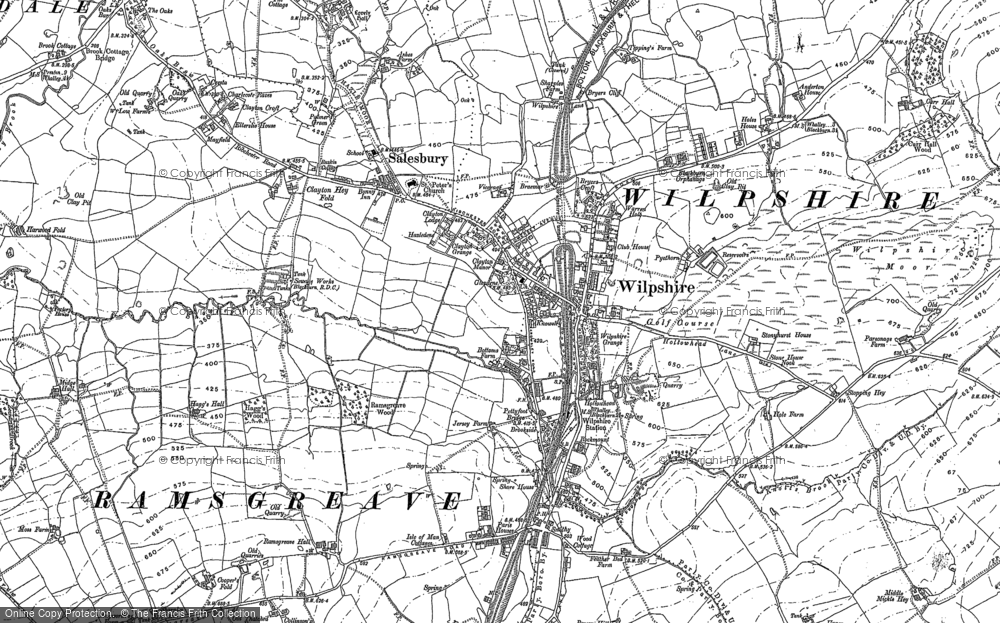 Wilpshire, 1892