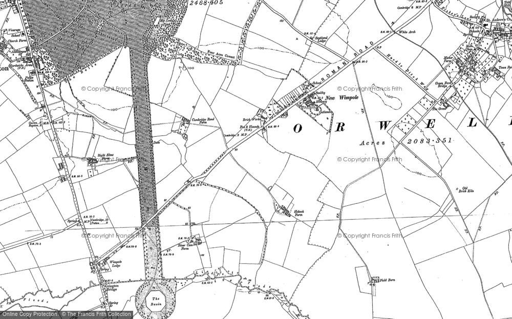 Wimpole, 1886