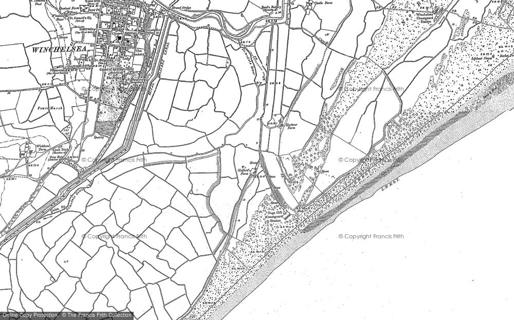 Winchelsea Beach, 1907 - 1908
