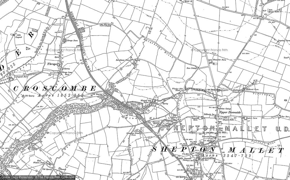 Windsor Hill, 1885