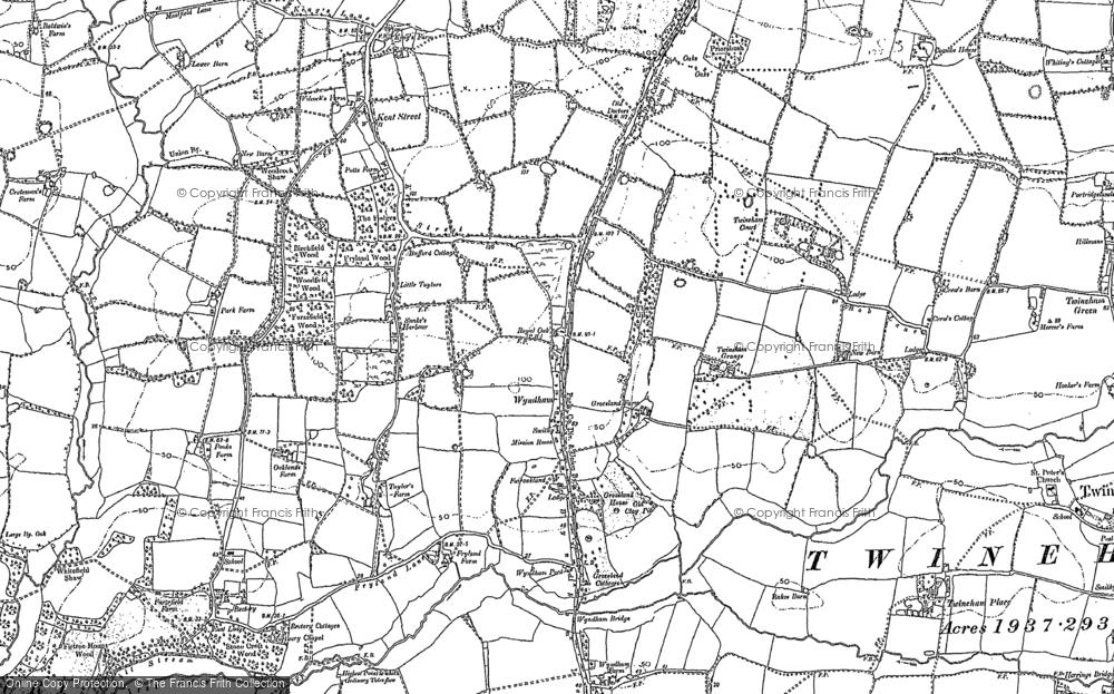 Wineham, 1896