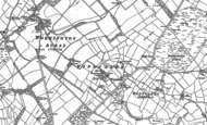 Old Map of Winscales, 1898 - 1923