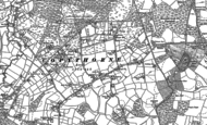 Old Map of Winsor, 1895 - 1896