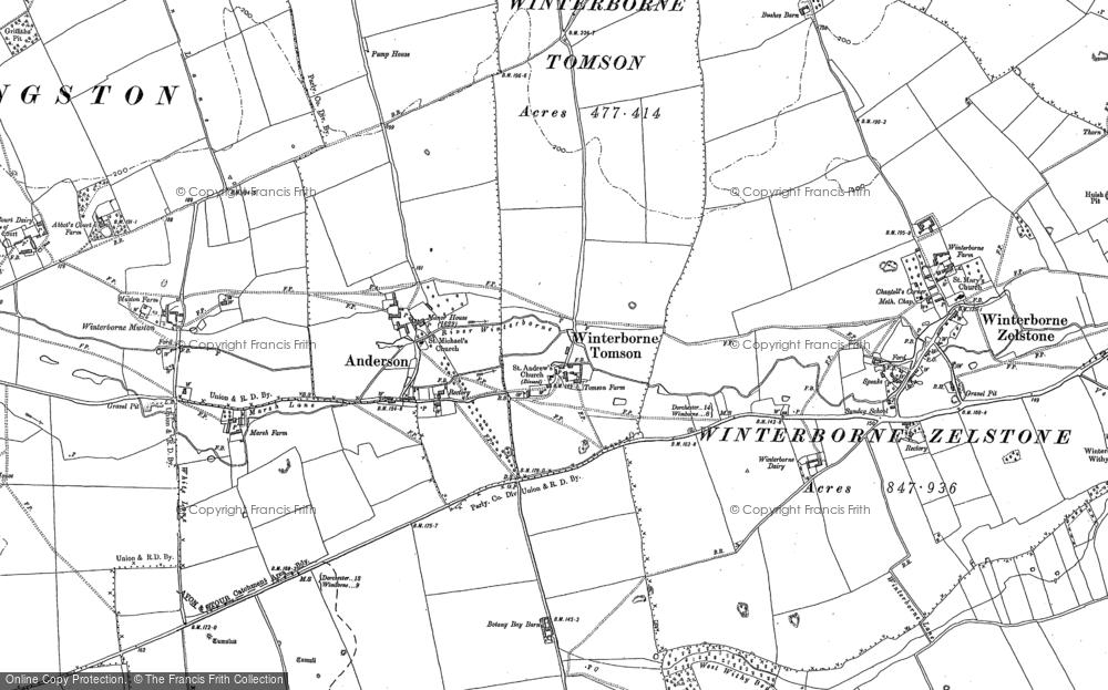 Winterborne Tomson, 1887