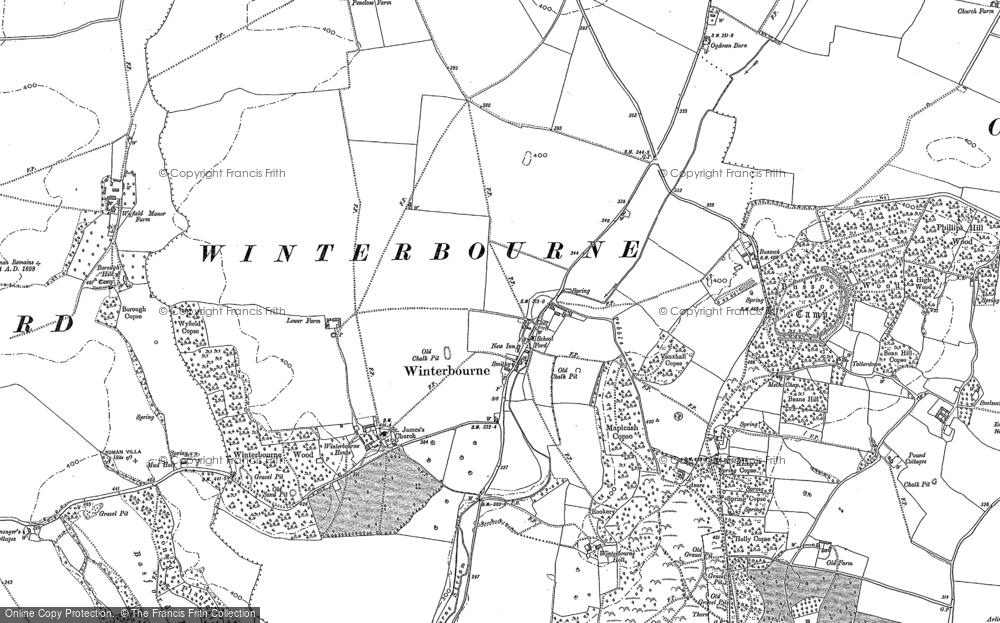 Winterbourne, 1898