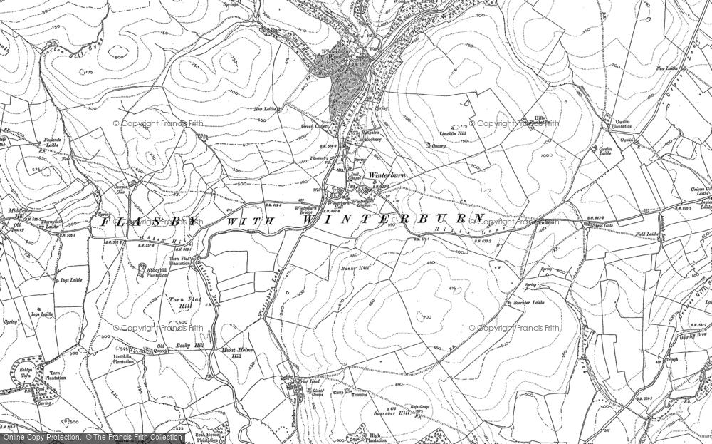 Winterburn, 1907