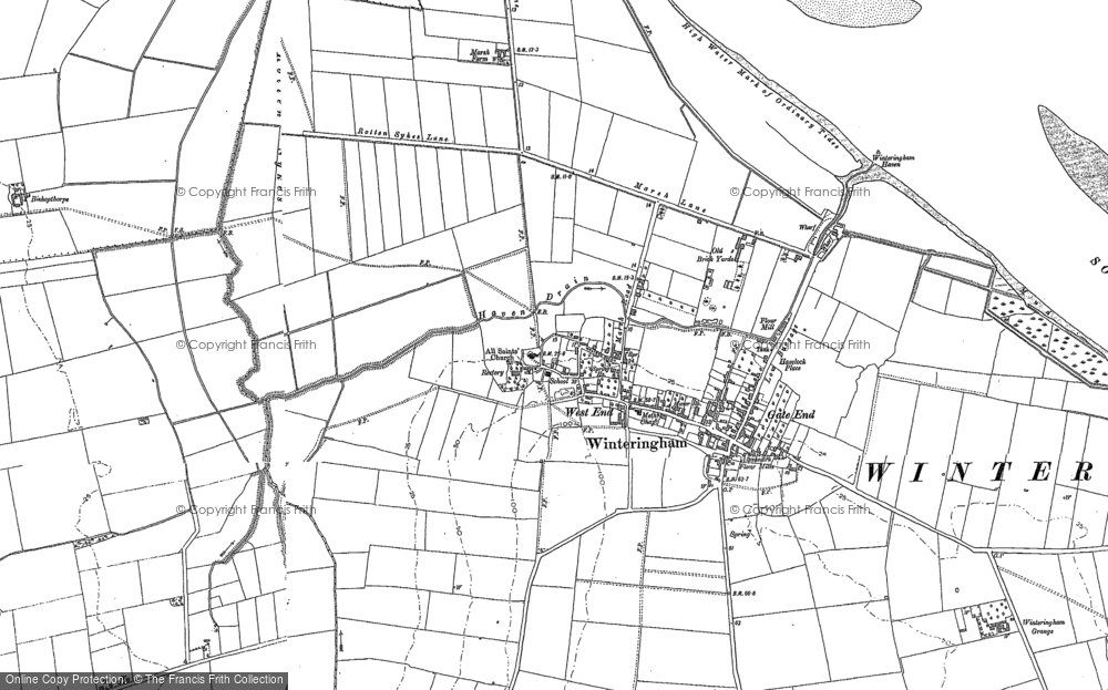 Winteringham, 1885 - 1906