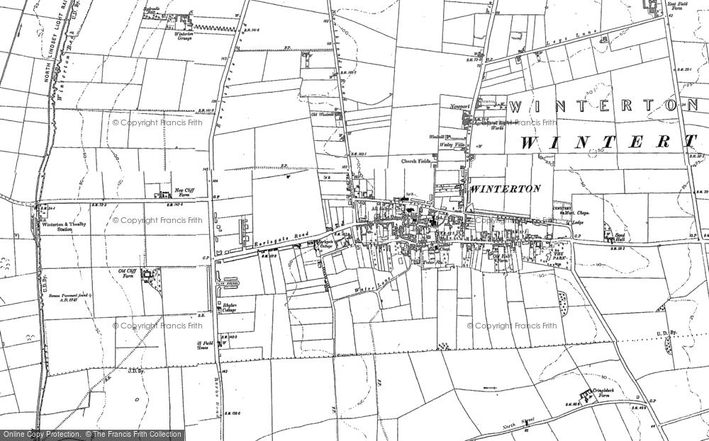 Winterton, 1885 - 1906