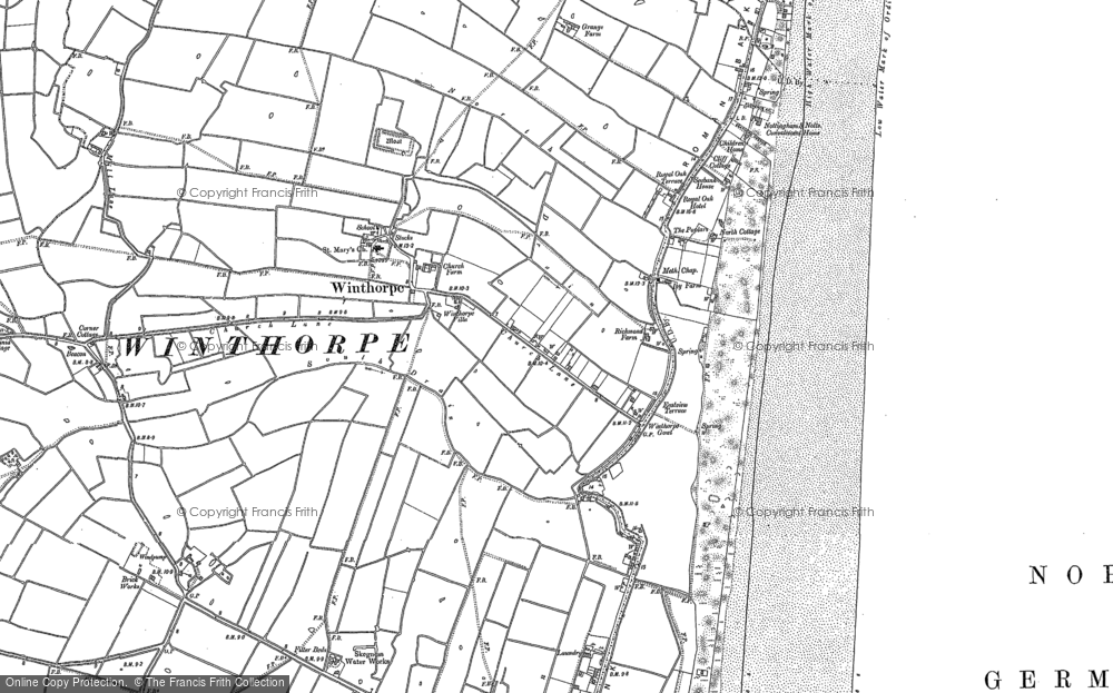 Winthorpe, 1884 - 1899