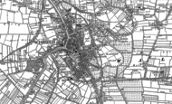 Old Map of Wisbech, 1900 - 1901
