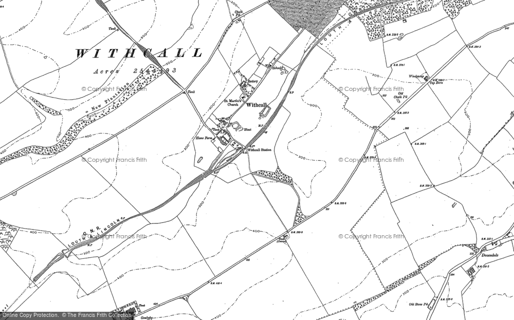 Withcall, 1887