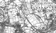 Old Map of Witton, 1902