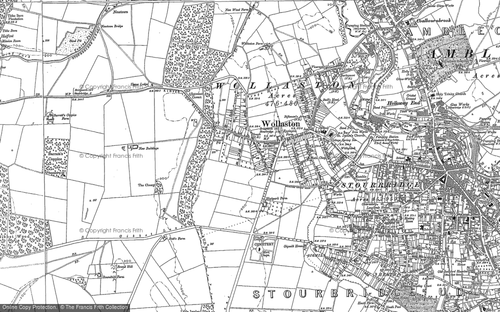 Wollaston, 1901