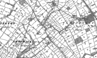 Old Map of Woodbank, 1897 - 1909