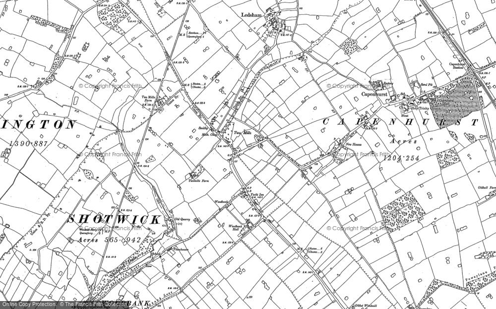 Woodbank, 1897 - 1909