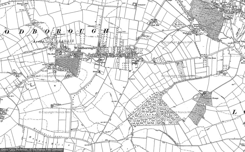Woodborough, 1883