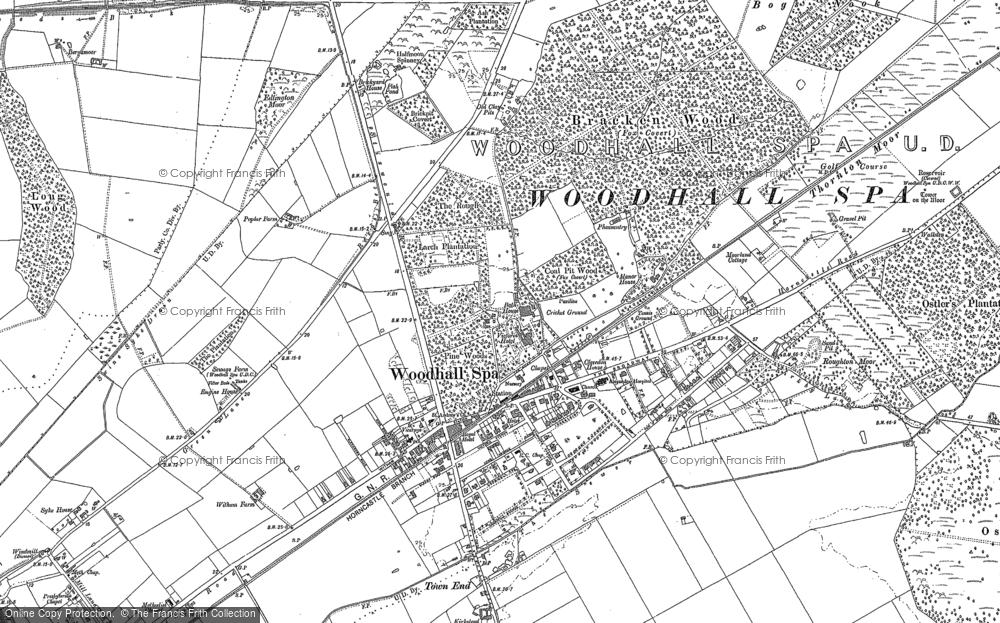 Woodhall Spa, 1886