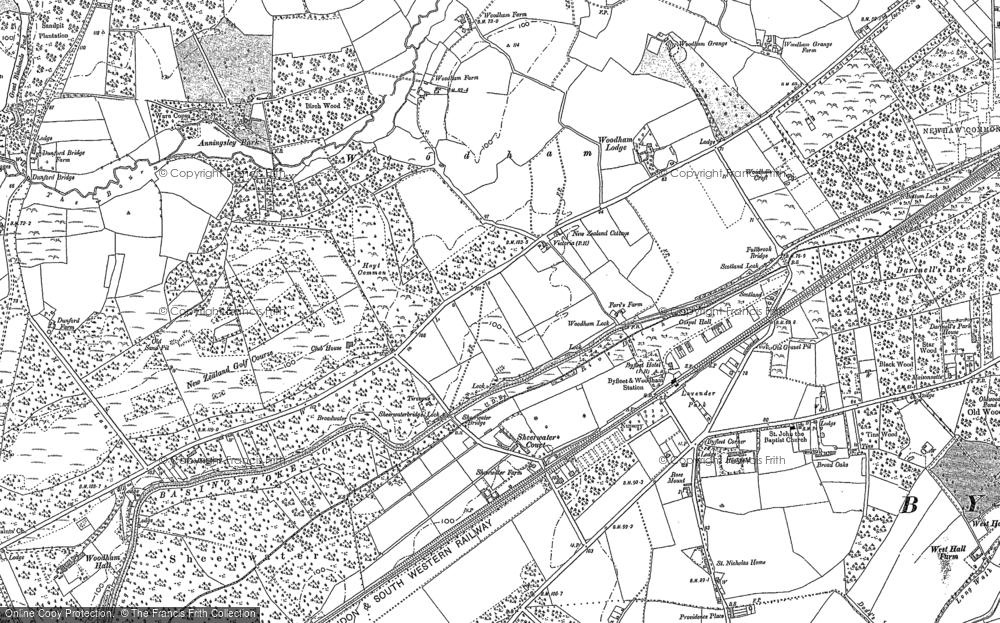 Woodham, 1895