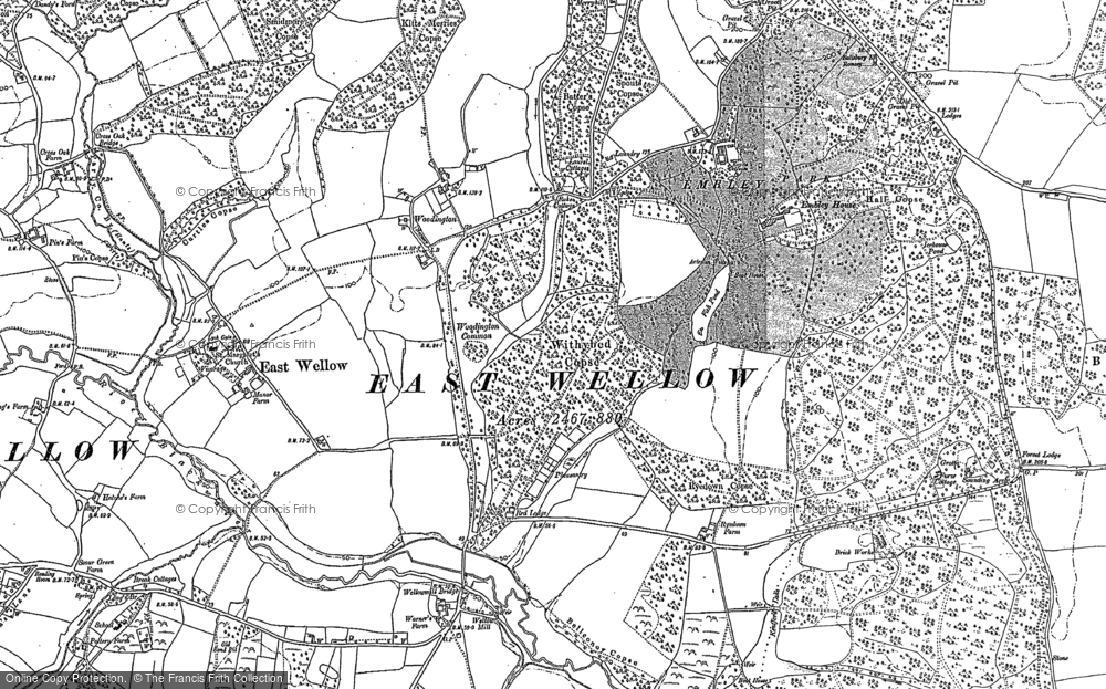 Woodington, 1895