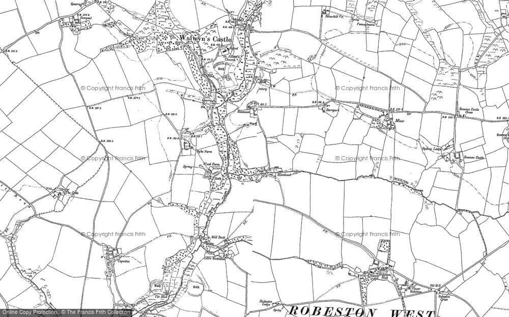 Woodsend, 1906 - 1948