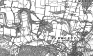 Old Map of Woolbeding, 1895 - 1896