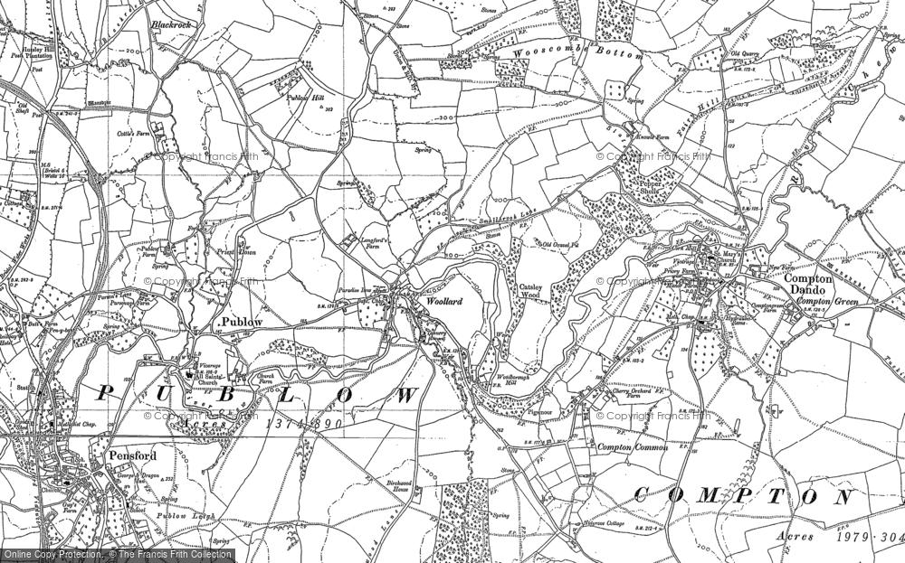 Woollard, 1882 - 1883