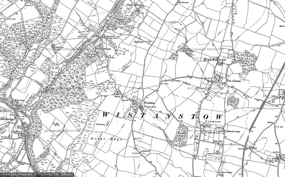 Woolston, 1890 - 1892