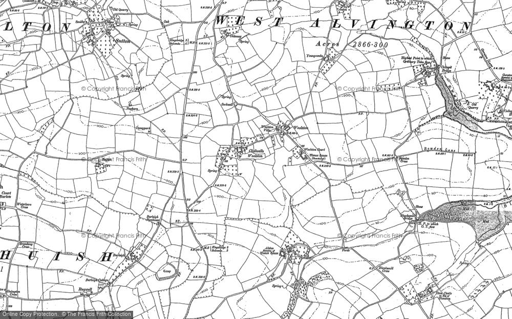 Woolston, 1898 - 1910