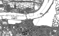 Woolwich, 1894 - 1895