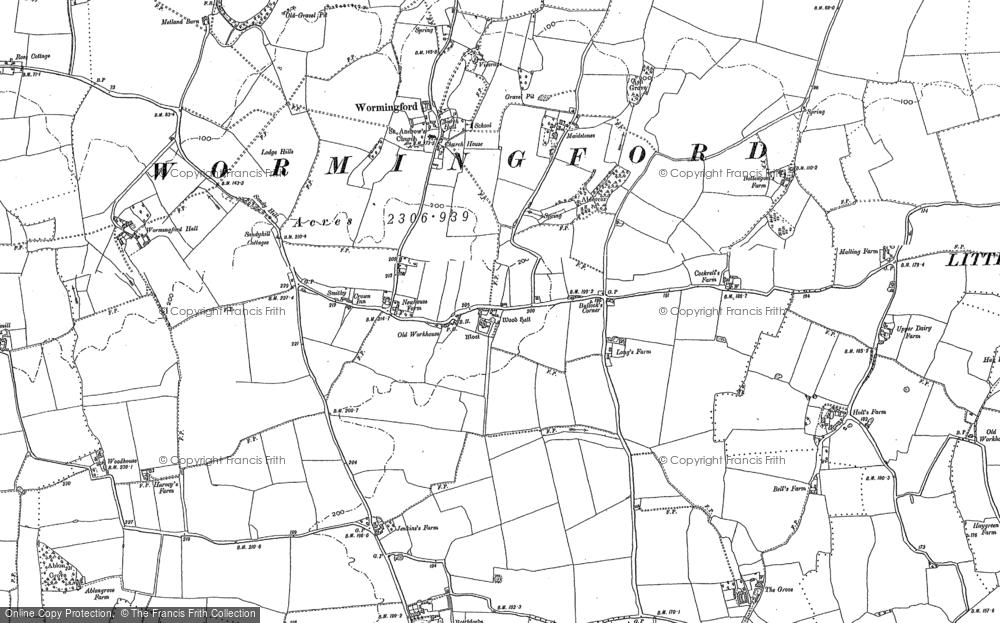 Wormingford, 1896 - 1902
