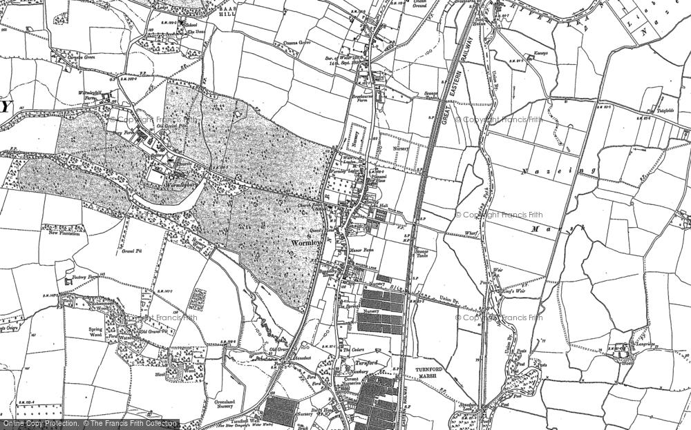 Wormley, 1896 - 1915