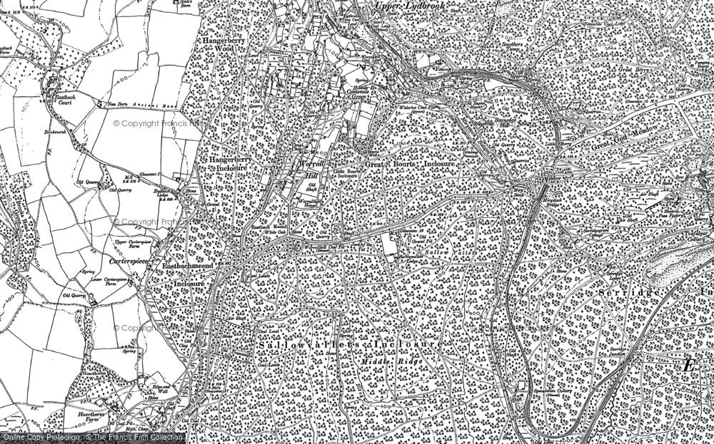 Worrall Hill, 1900 - 1901